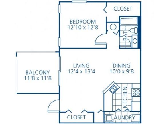 Jasmine Floor Plan |Monterra