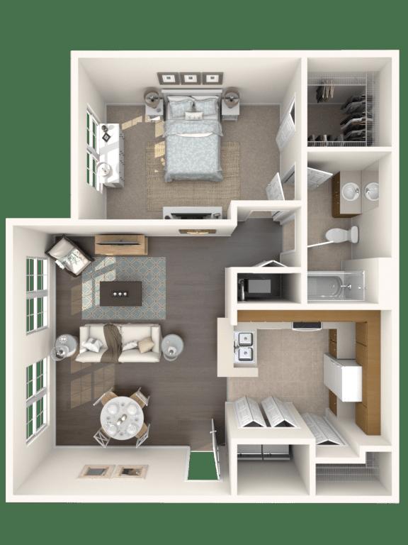 Floor Plan  Seagrape Floor Plan| Floresta