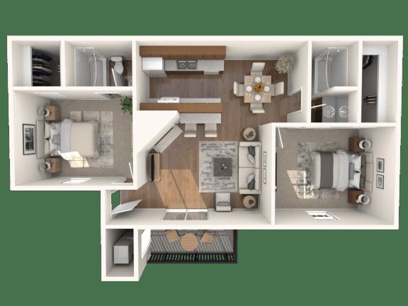 Floor Plan  Haven Floor Plan |Candlewood