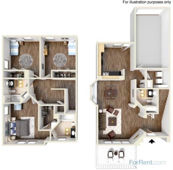Floor Plan  Windsor w/ Garage Floor Plan   Ballantrae