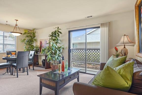 Modern Living Room at Cypress Landing, Salinas