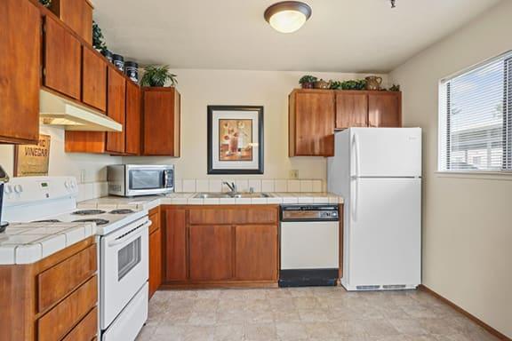 Remodeled Kitchen at Cypress Landing, Salinas, CA, 93907