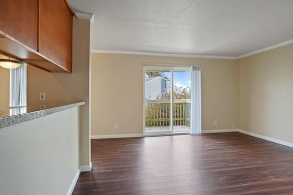 Wood Inspired Plank Flooring at Fairmont Apartments, Pacifica, CA, 94044