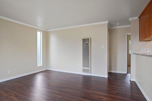 Apartment Interior at Fairmont Apartments, Pacifica
