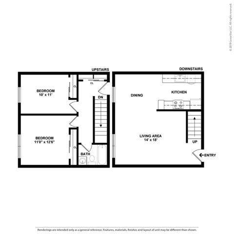 Dimensions  at Peninsula Pines Apartments, South San Francisco, 94080