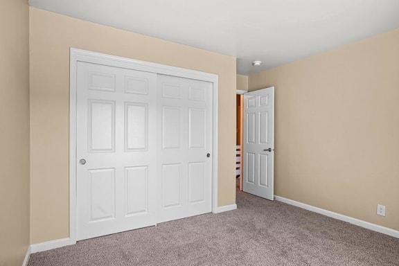 Large Closet View at Peninsula Pines Apartments, California, 94080