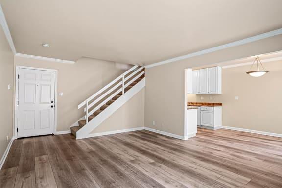 Hardwood Floors at Peninsula Pines Apartments, South San Francisco, 94080