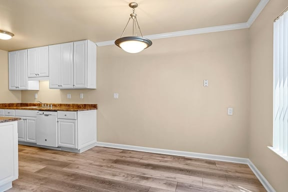 Kitchen Unit at Peninsula Pines Apartments, California, 94080
