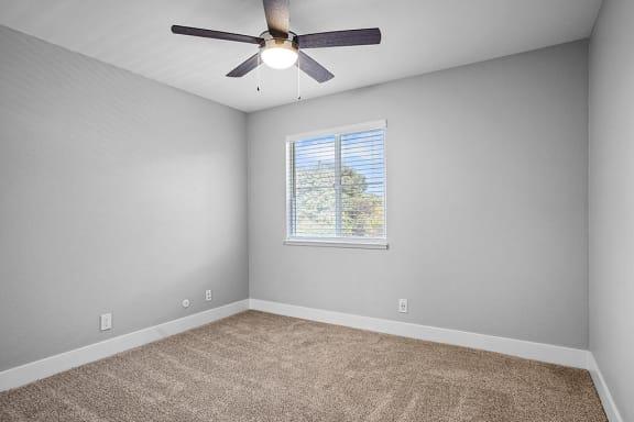 Ceiling Fan In Apartment at Peninsula Pines Apartments, California