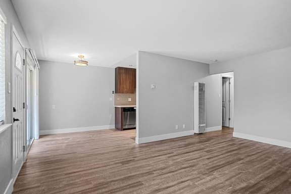 Spacious Living Room at Peninsula Pines Apartments, South San Francisco, 94080