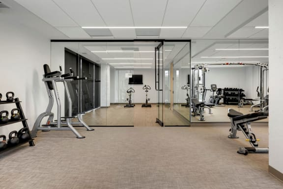 High Endurance Fitness Center at Viridium, Minneapolis, 55401