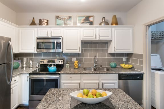 This is a picture of the kitchen.