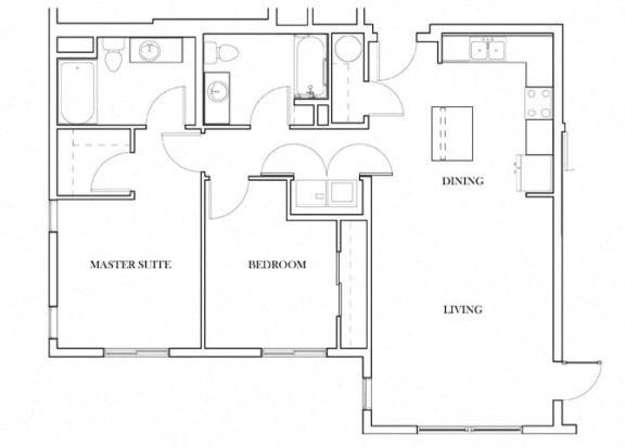 Floor Plan  Monroe Floorplan at Discovery Heights, Issaquah, WA, 98029