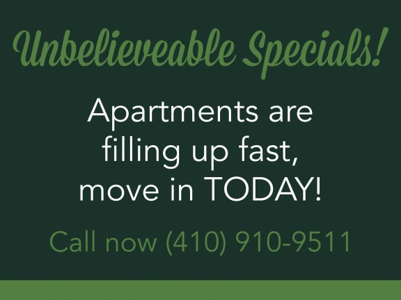 Dunfield Apartments Specials