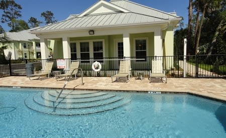 Olive Grove Apartments Pool