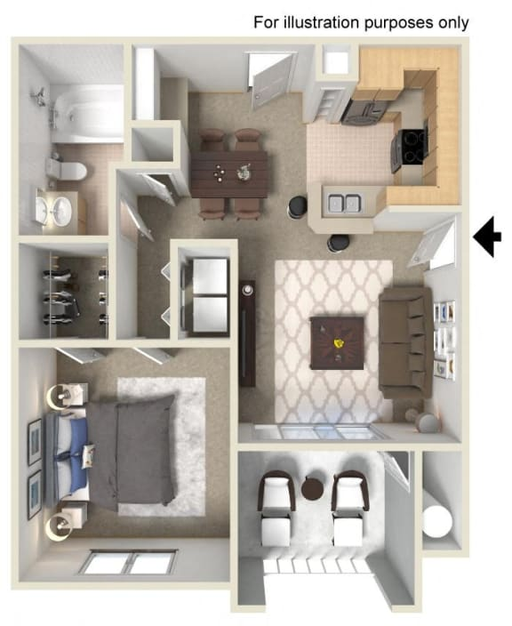Floor Plan  3d floorplan