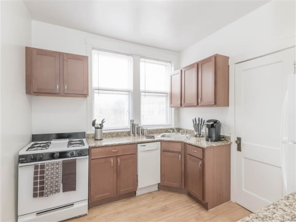 Hamilton Place - Kitchen