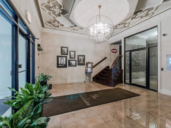 The Chatelaine - Lobby