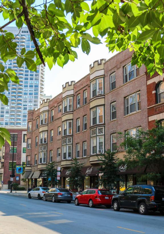 Fox Luxury Apartments Exterior