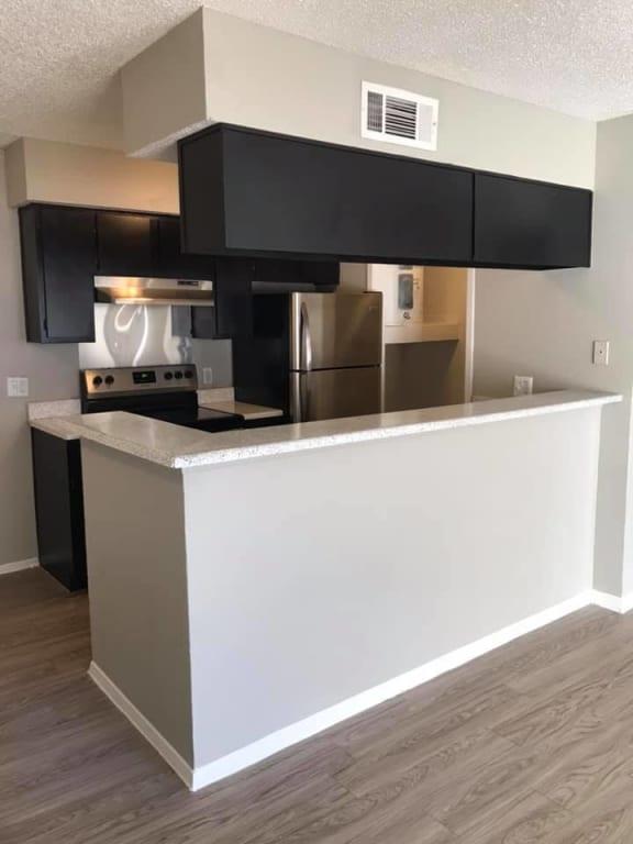 Trinity Park Apartments Kitchen