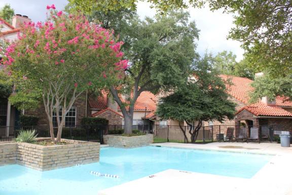 Sevilla Apartments pool