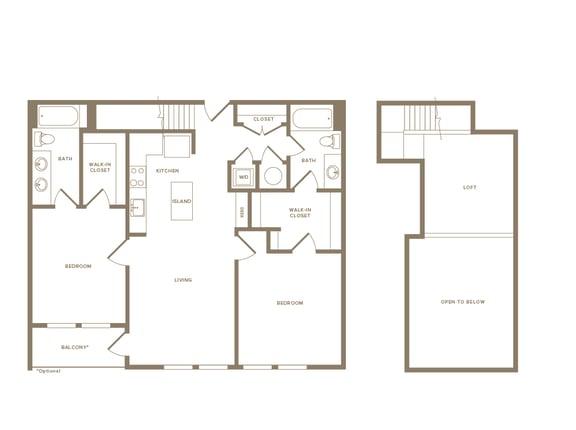 Floor Plan  B2L