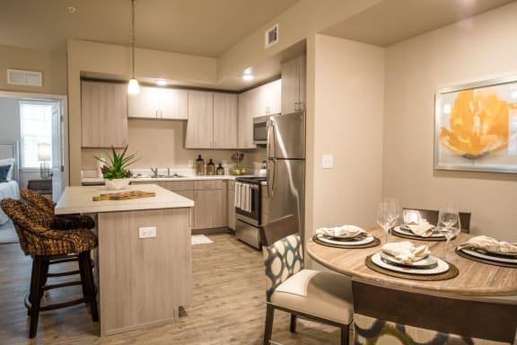 Designer-Style Kitchen