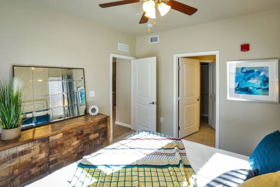 Expansive One-Two Bedrooms