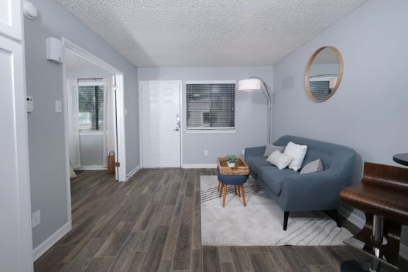 Hardwood Inspired Flooring