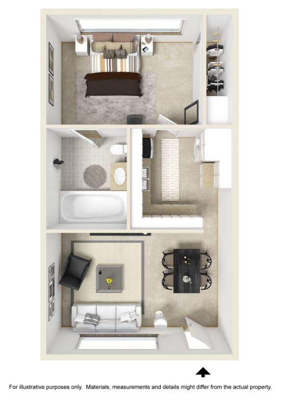 Floor Plan  Monticello City Floor Plan