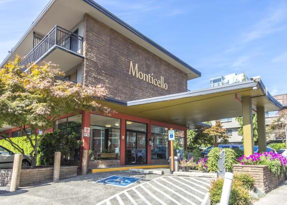 Monticello Apartments Seattle