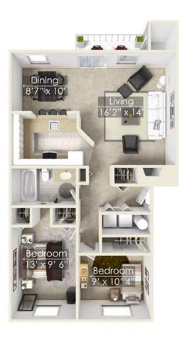 Floor Plan  CAPITOL
