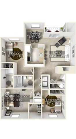Floor Plan  CHERBERG