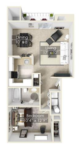 Floor Plan  TUMWATER