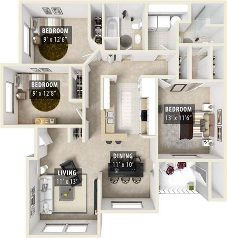 Floor Plan  Marsala