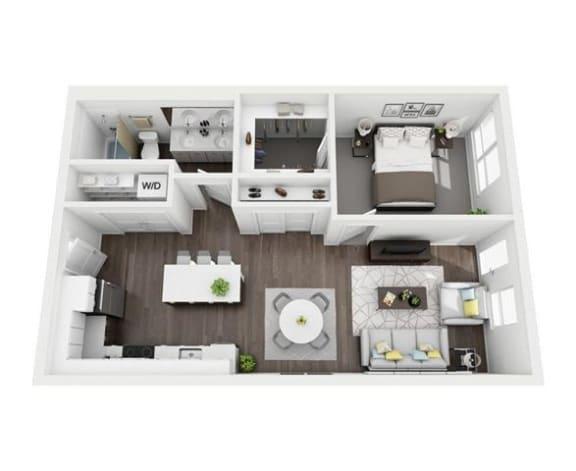 Floor Plan  Fitzgerald