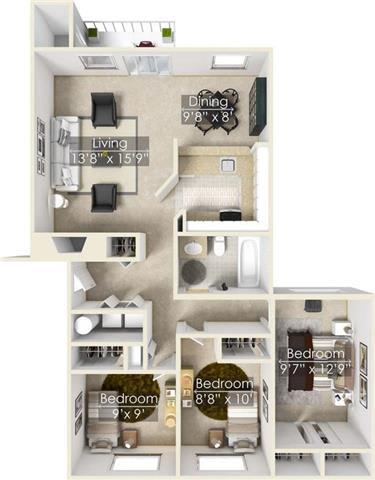 Floor Plan  MARBLE