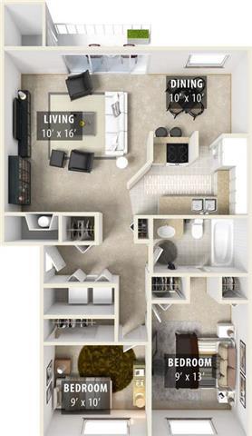 Floor Plan  COWLITZ