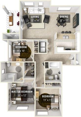 Floor Plan  SNOQUALMIE
