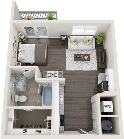 Floor Plan  S1