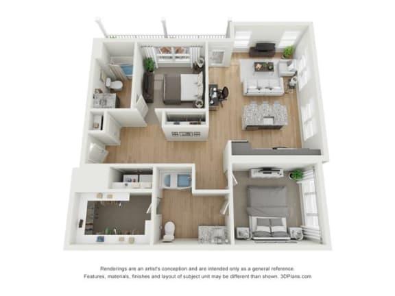 Floor Plan  Unicoi HC