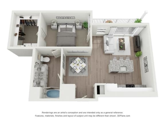 Floor Plan  Burton
