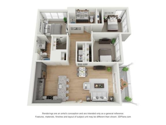 Floor Plan  Oconee HC