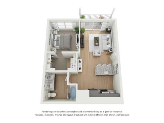 Floor Plan  Hartwell HC