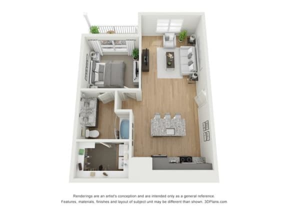 Floor Plan  Lanier