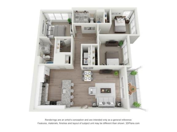 Floor Plan  Oconee