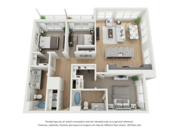 Floor Plan  Sinclair