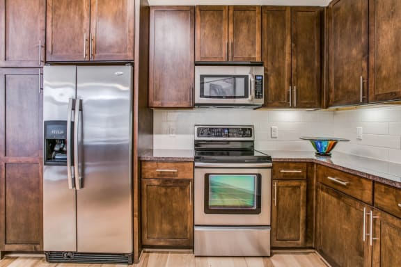Chef-Inspired Kitchen at The Monterey by Windsor, 75204, TX