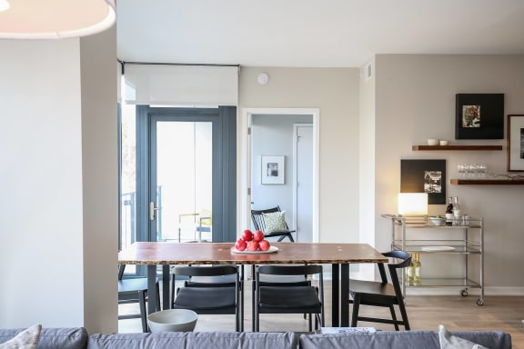 Dining Room at 7770 Norfolk, 7770 Norfolk Ave., MD