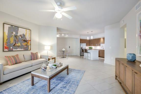 Open Concept Floor Plan at Windsor at Doral, Florida, 33178